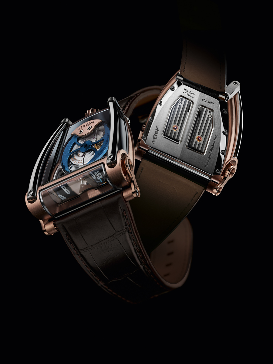 MB&F: Horological Machine N°8