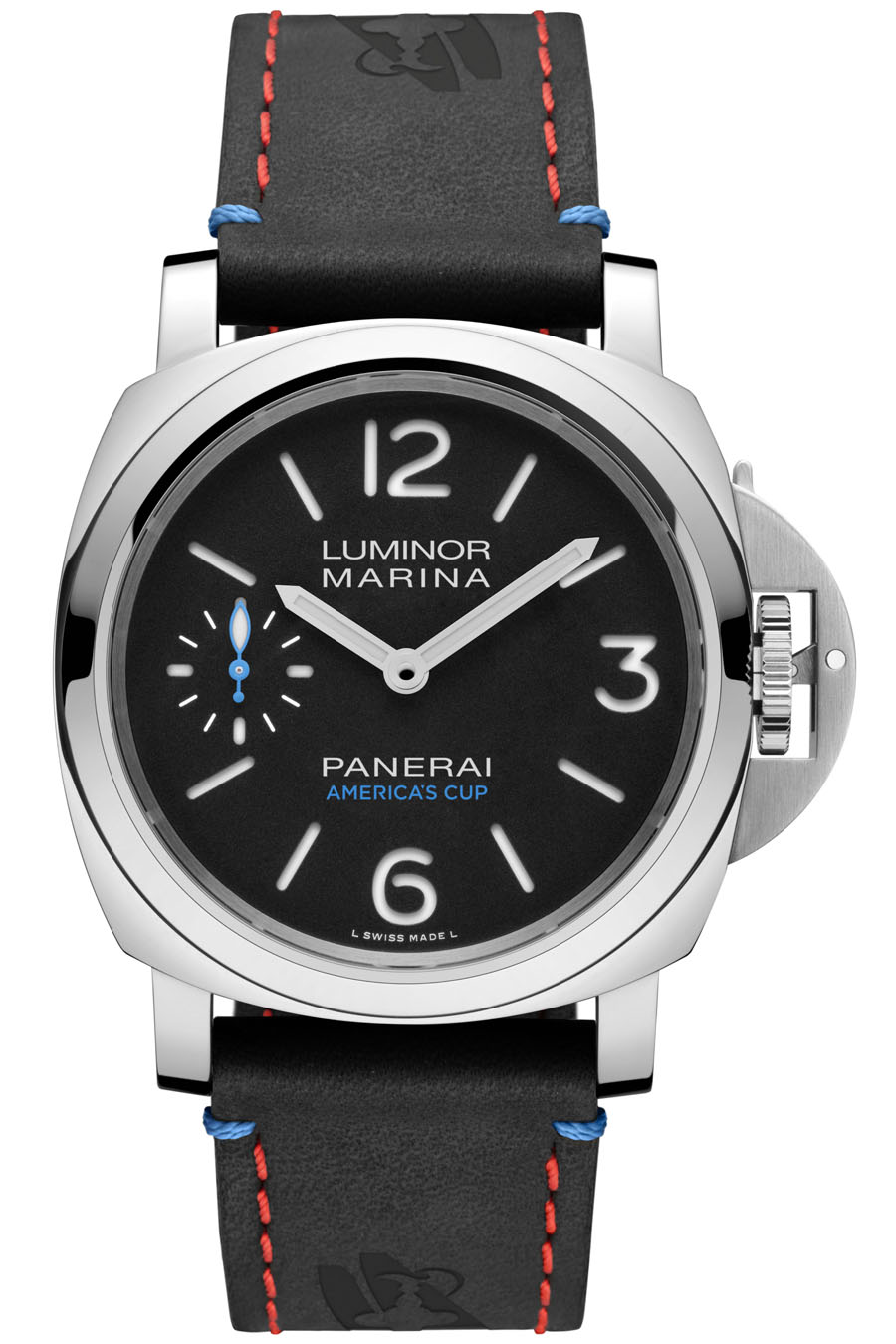 Panerai: Luminor Marina Oracle Team USA 8 Days Acciaio 44 mm