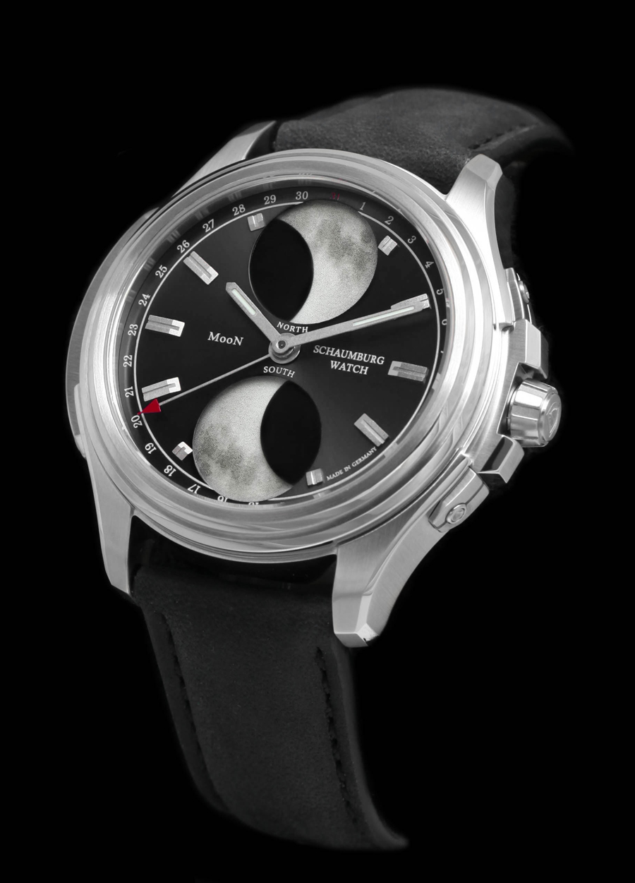 Schaumburg Watch: Urbanic Double Moon