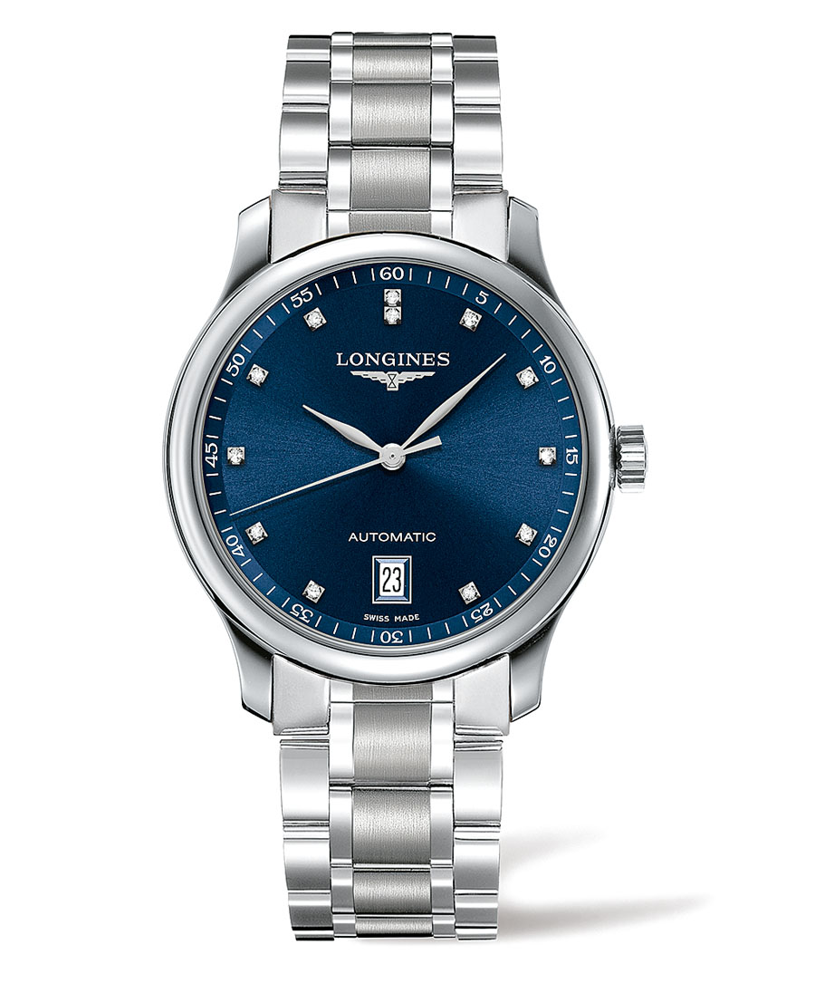 Longines: The Longines Master Collection (38,5 Millimeter)