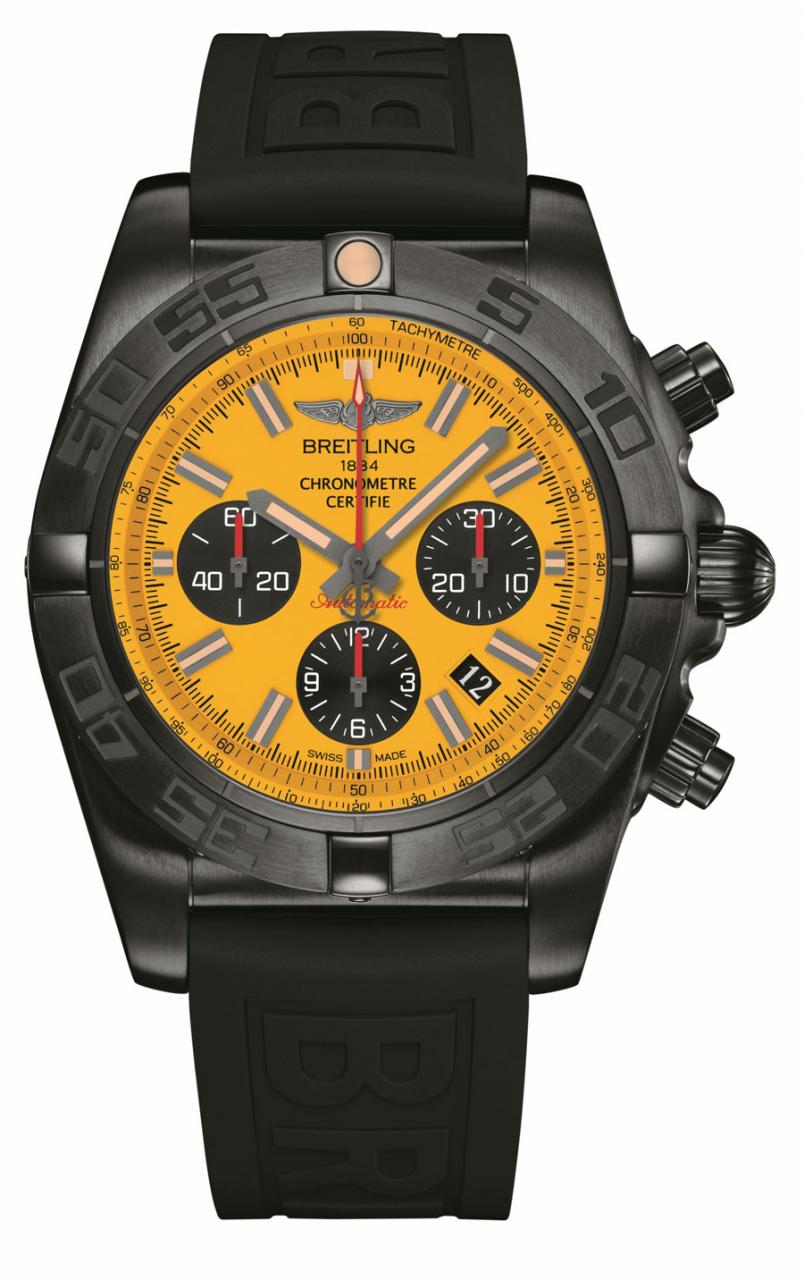Breitling: Chronomat 44 Blacksteel Special Edition