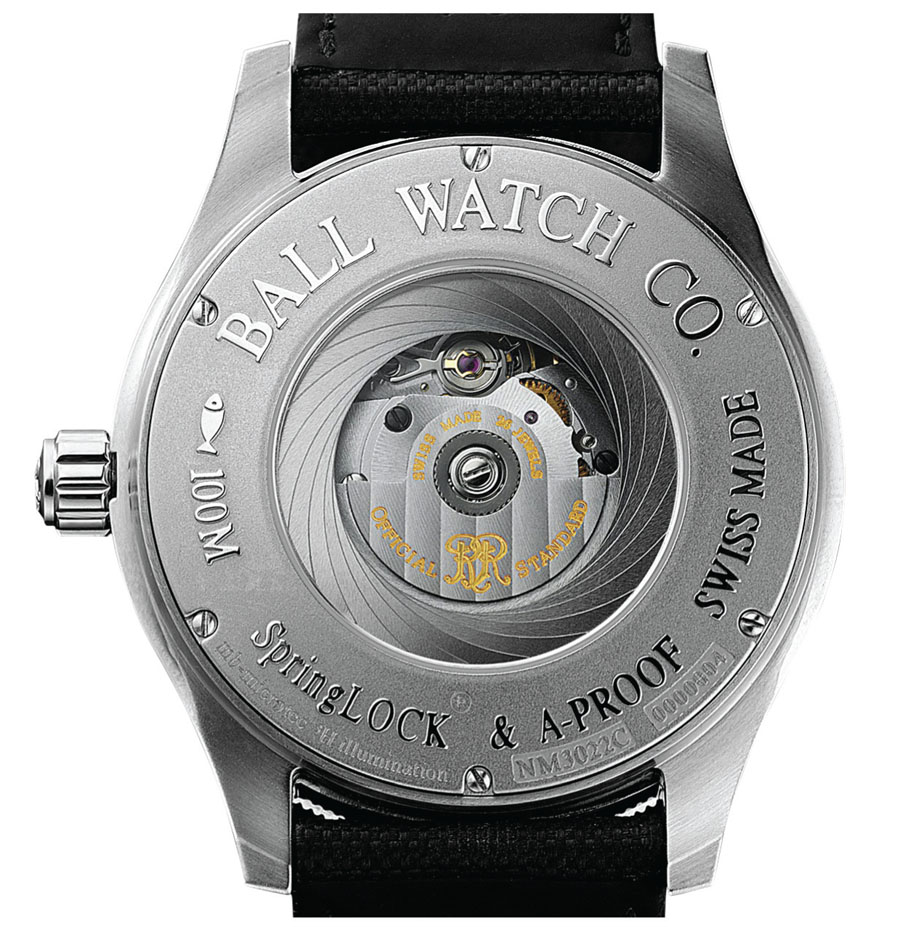 Ball: Engineer II Magneto S (Werk)